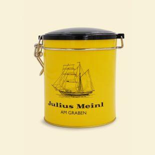 Coffee Tin Yellow Small